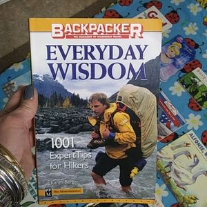 3 FOR $10 GREAT HIKING 1001 EXPERT TIPS BOOK